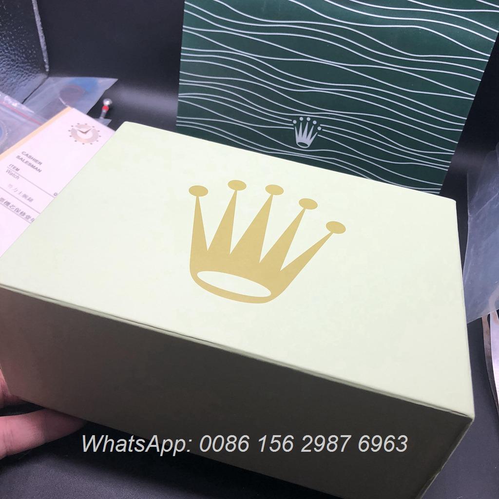 Rolex Box #35 19x14x8.5cm