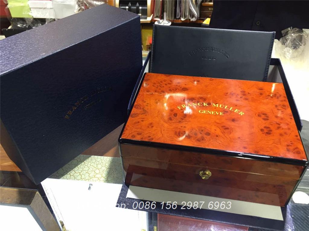 FM Box #012 Frank Muller Original box