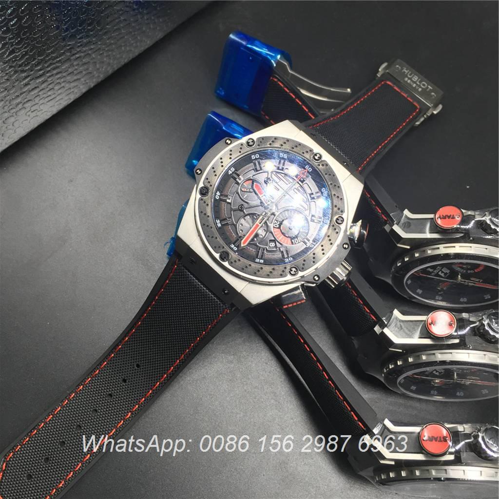 H165Z7, Hublot King Power F1 ETA 7750 Chronograph