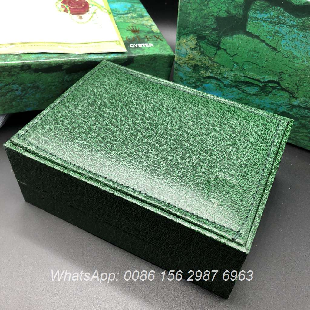 Rolex box #12 Smaller cheap box 16x12x6cm