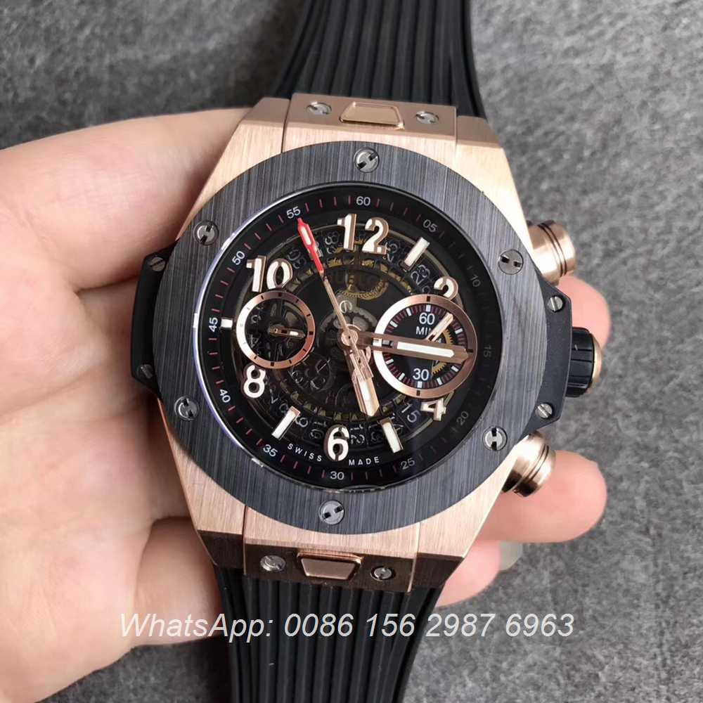 H170WT60, Hublot Manual 7750 Big Bang 2018