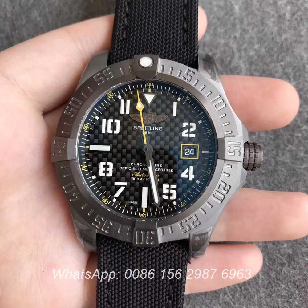 B150WT88, Breitling Avenger Blackbird ETA 2824 TW