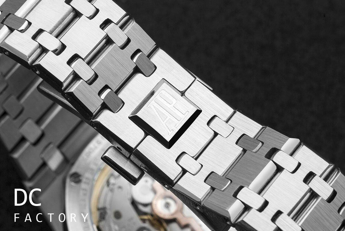 A055LZ82, AP 26574 silver Multi-function automatic watch