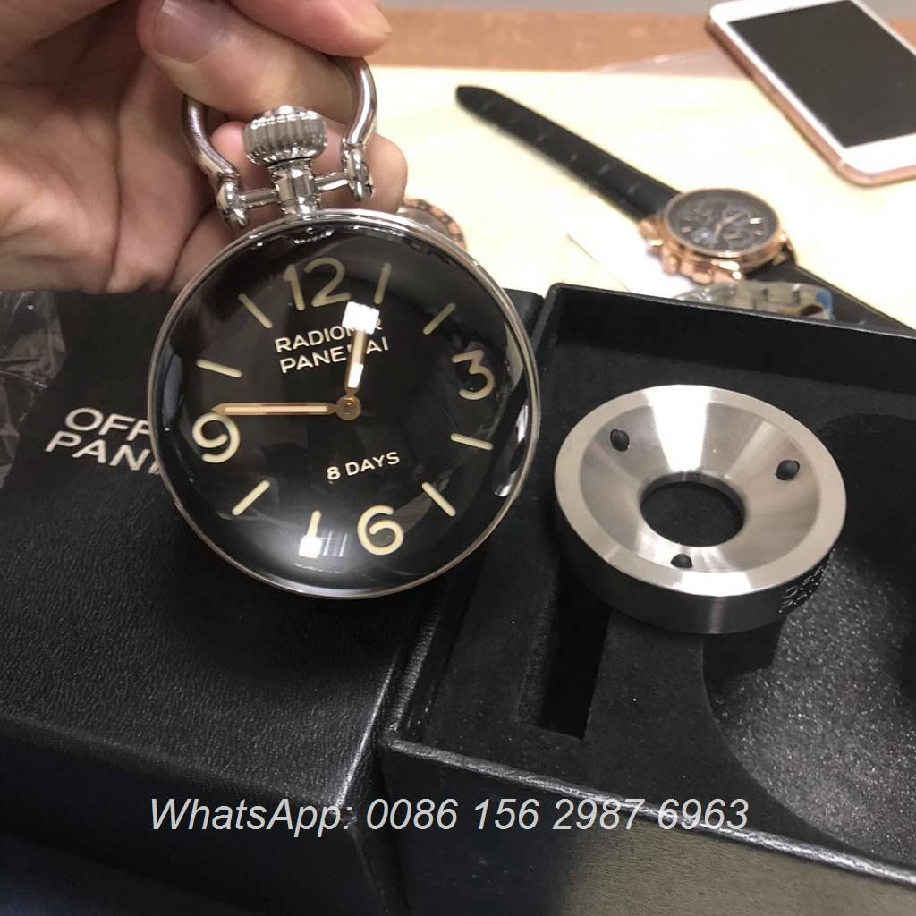 P075AB20, Panerai Desk clock Hands-winding