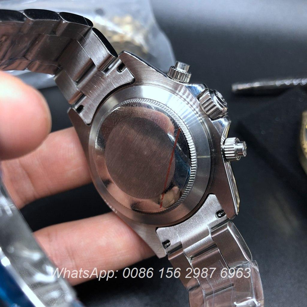 R017AS18, Rolex Daytona Automatic Silver