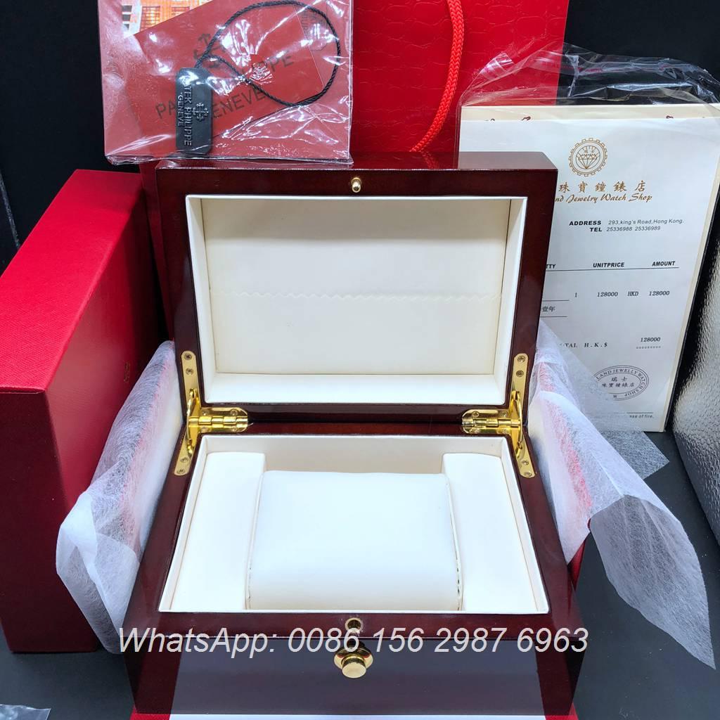 Patek wooden box #51