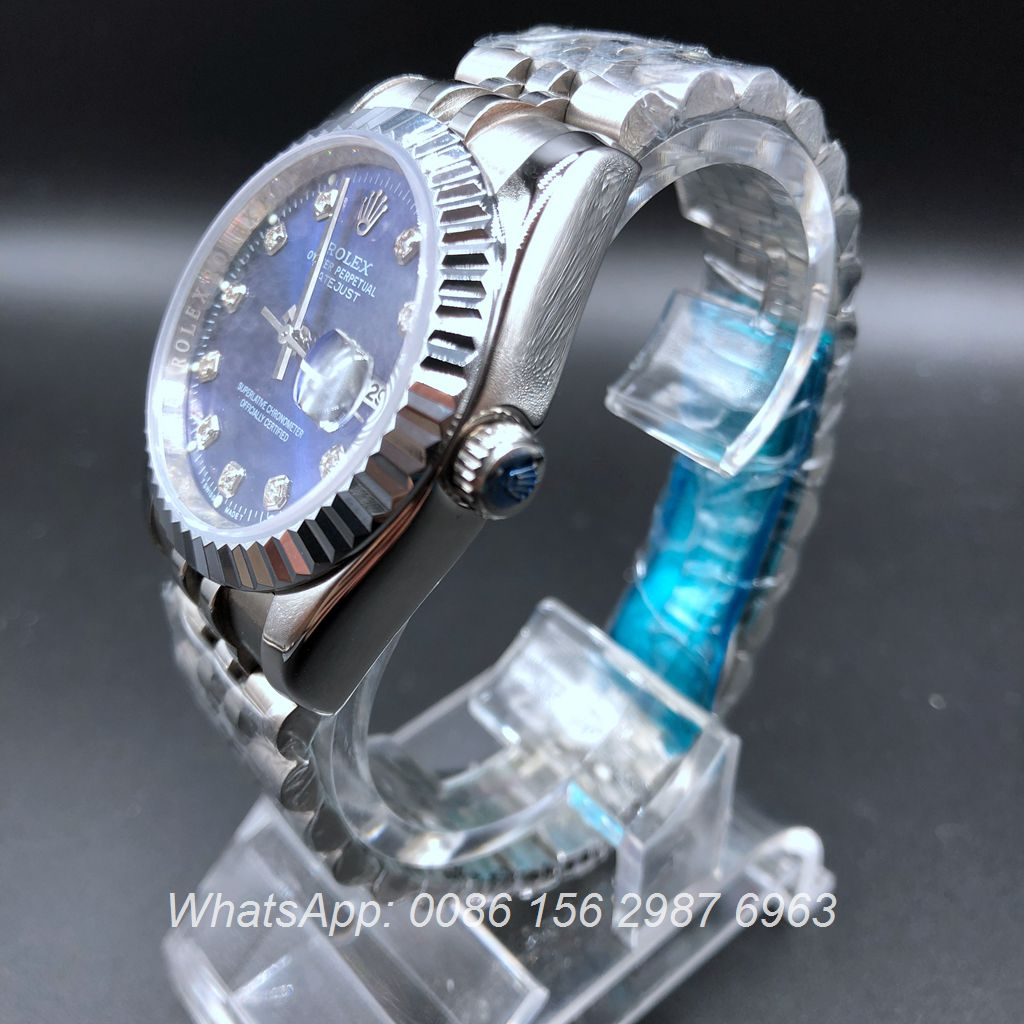 R030Z29, Rolex Datejust blue dial 36mm