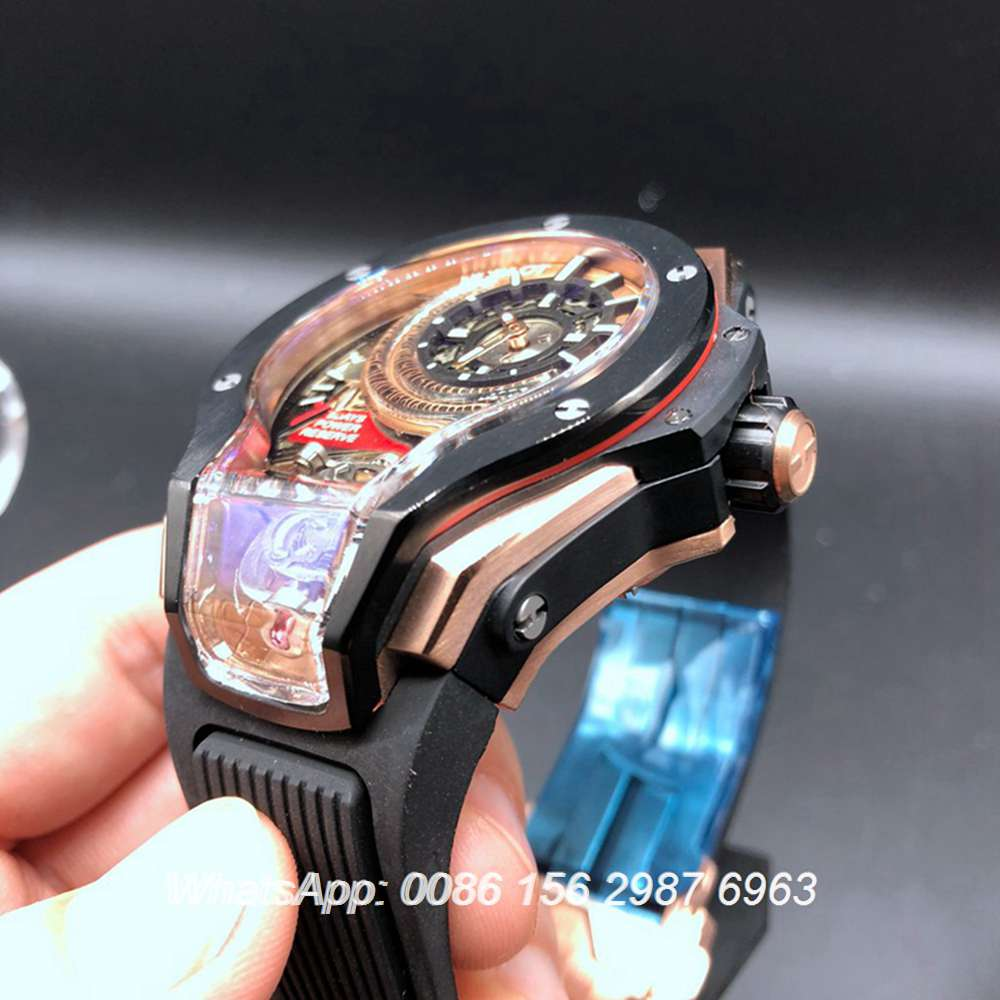 H110HL30, Hublot MP-09 Rose gold