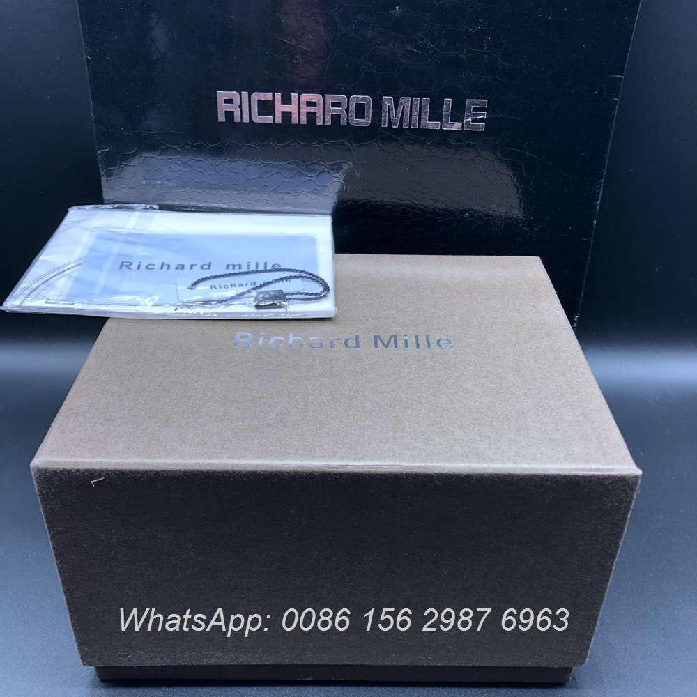RM box #35 Richard Mille 16x13x10cm