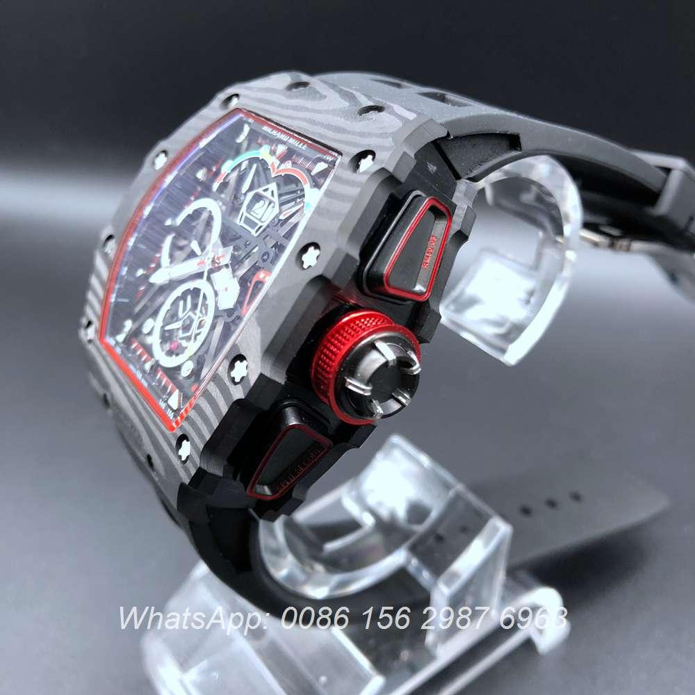R095JJ36, RM50-03/01 Carbon Case Black