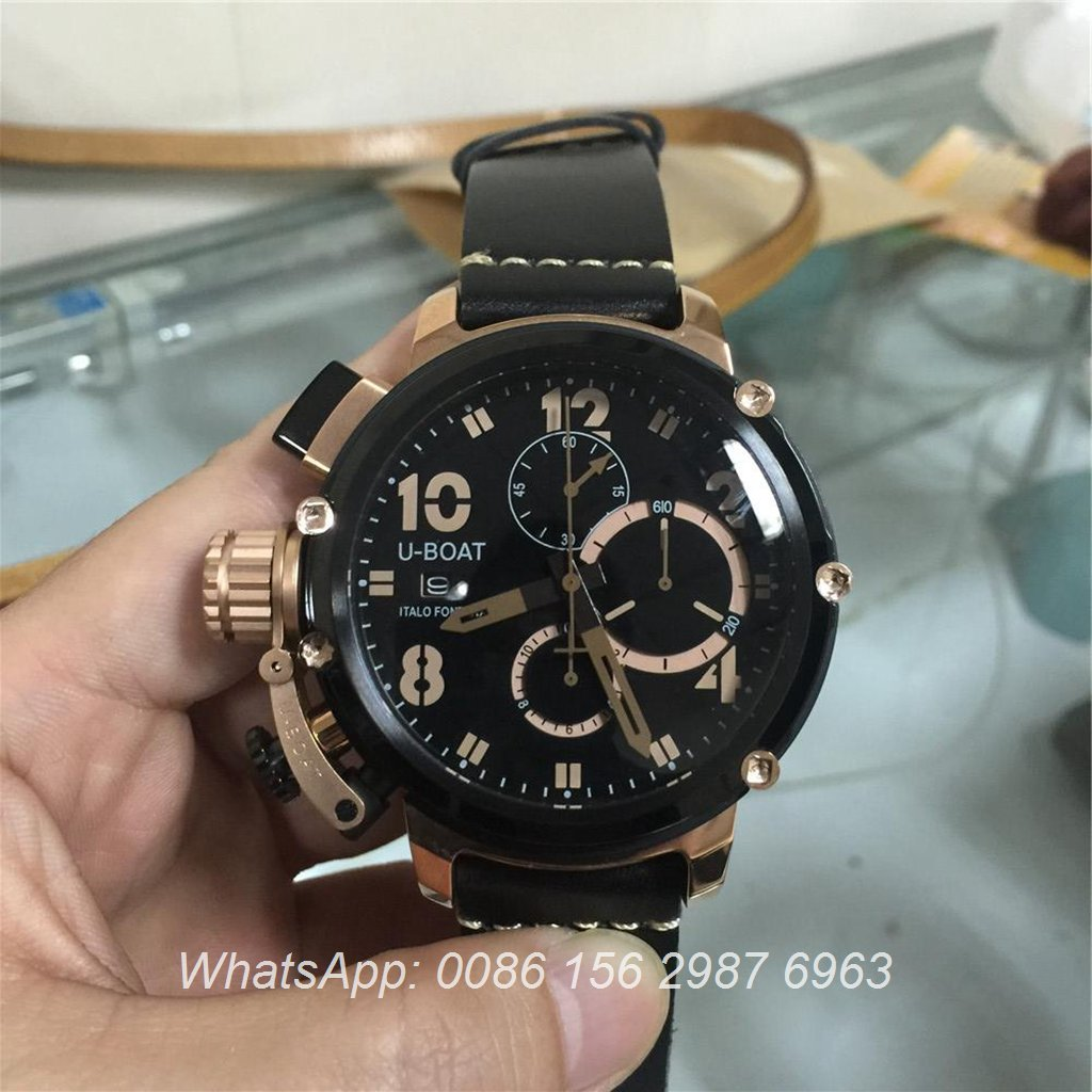 U031KK27, U-boat Quartz Rose gold