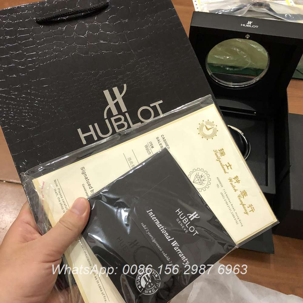 Hublot original box #100