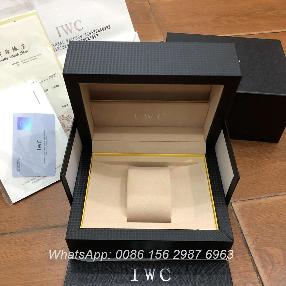 IWC box #60 三一旁边