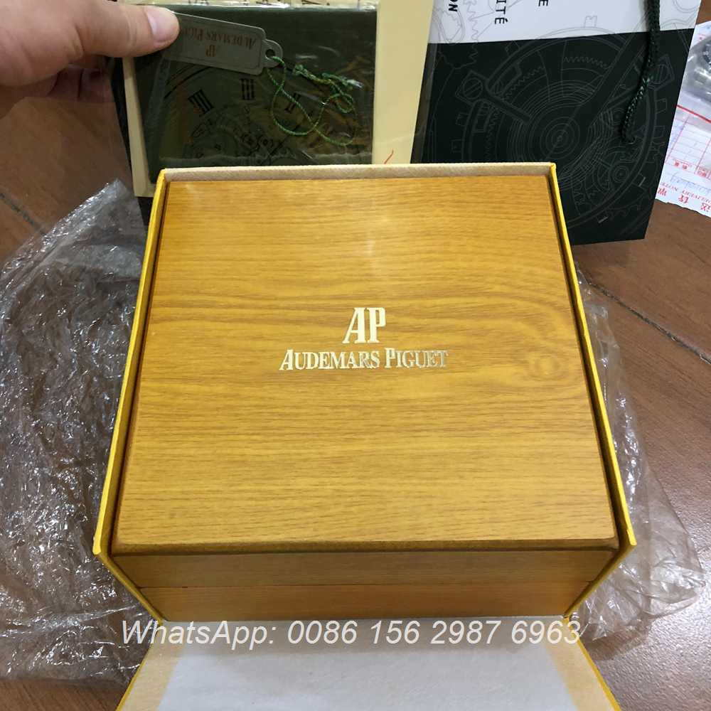 AP box #50 Wooden AP box