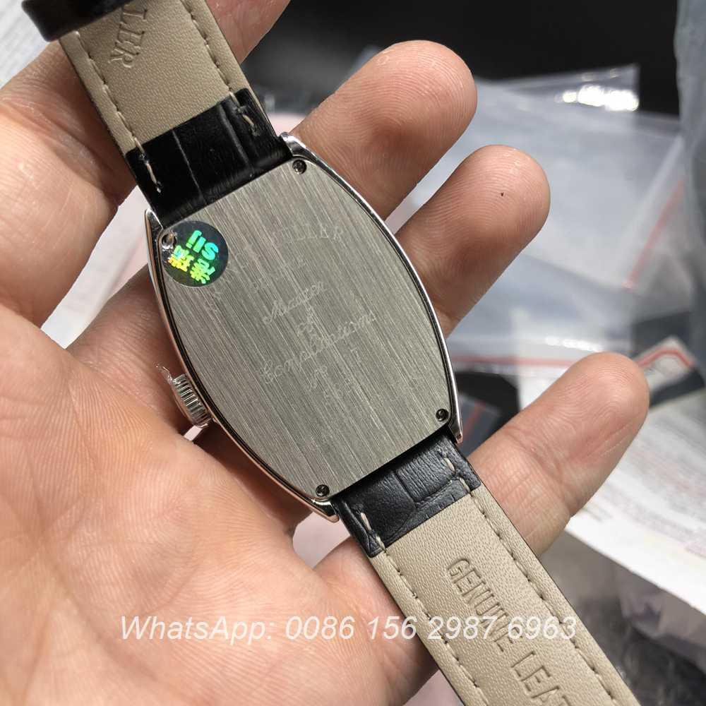 F0307D104, FM lady Franck Muller diamonds silver women size watch