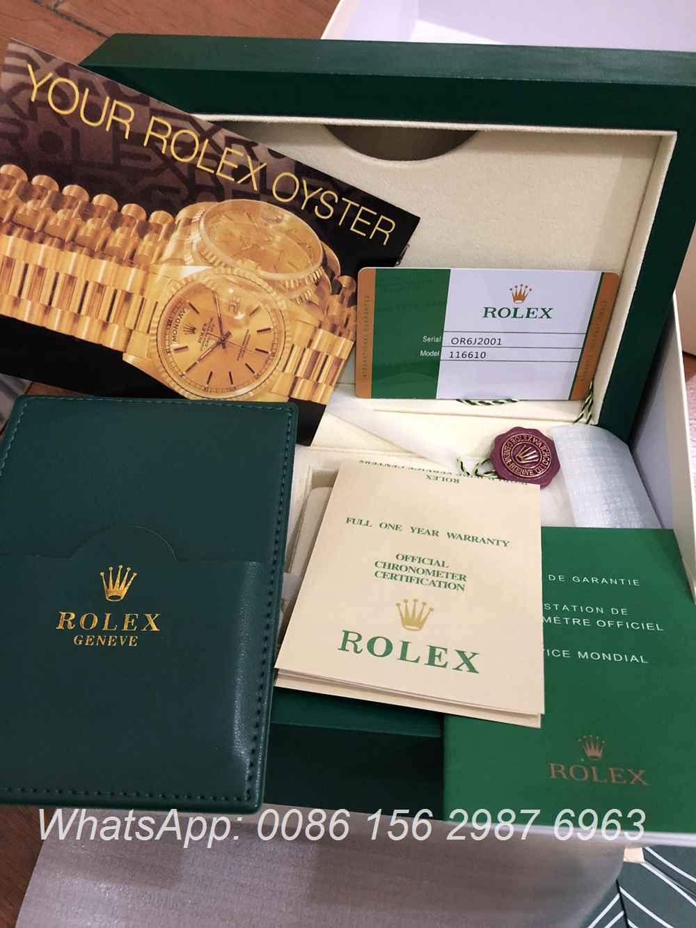 Rolex box #80