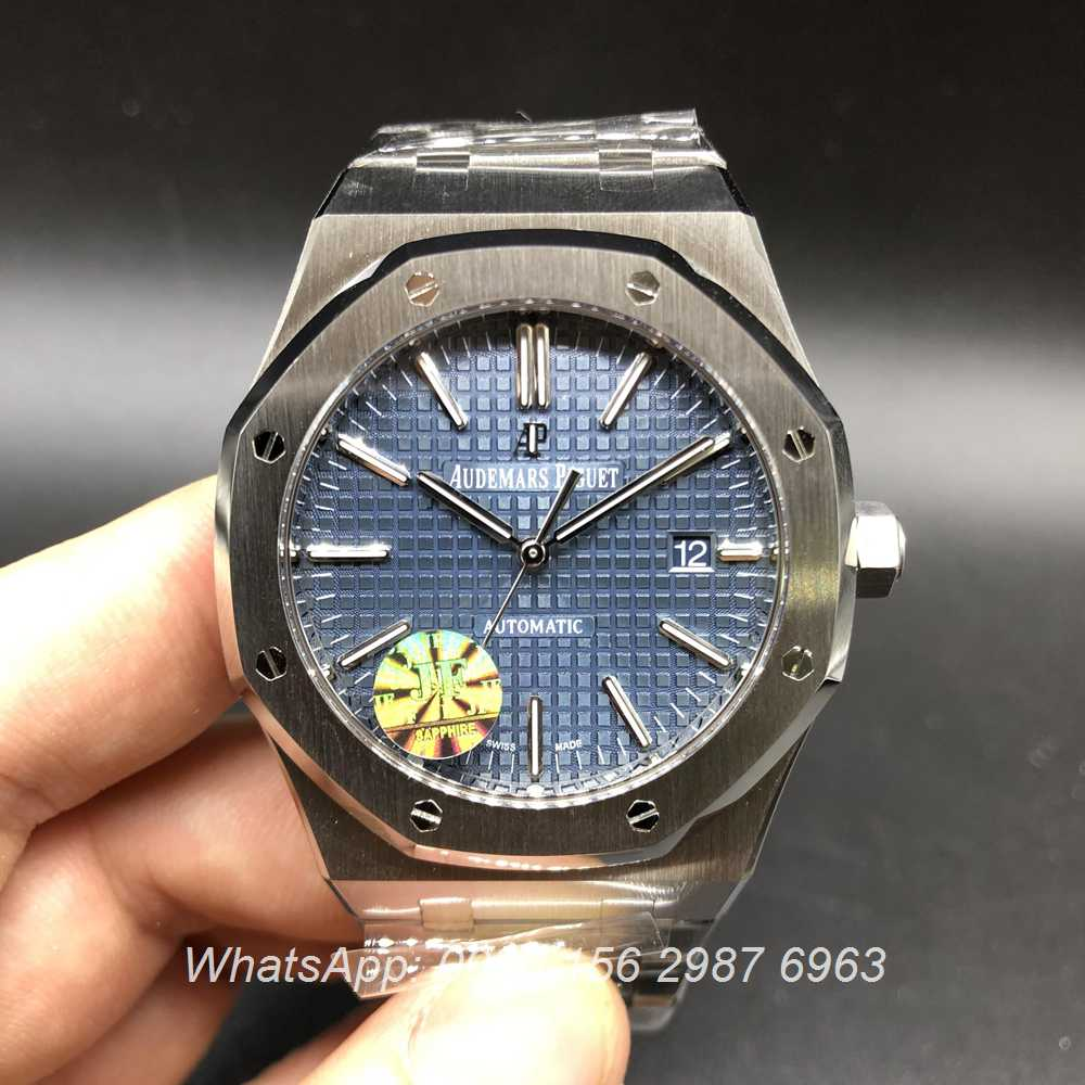 A170WT112, AP silver/blue 3120 movement JF factory best quality