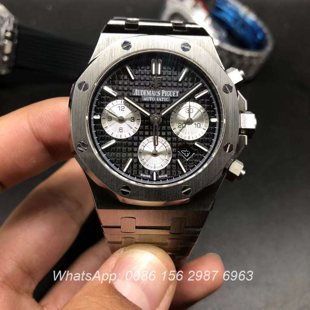 A145ZLE124, AP 7750 Chronograph automatic watch DC factory