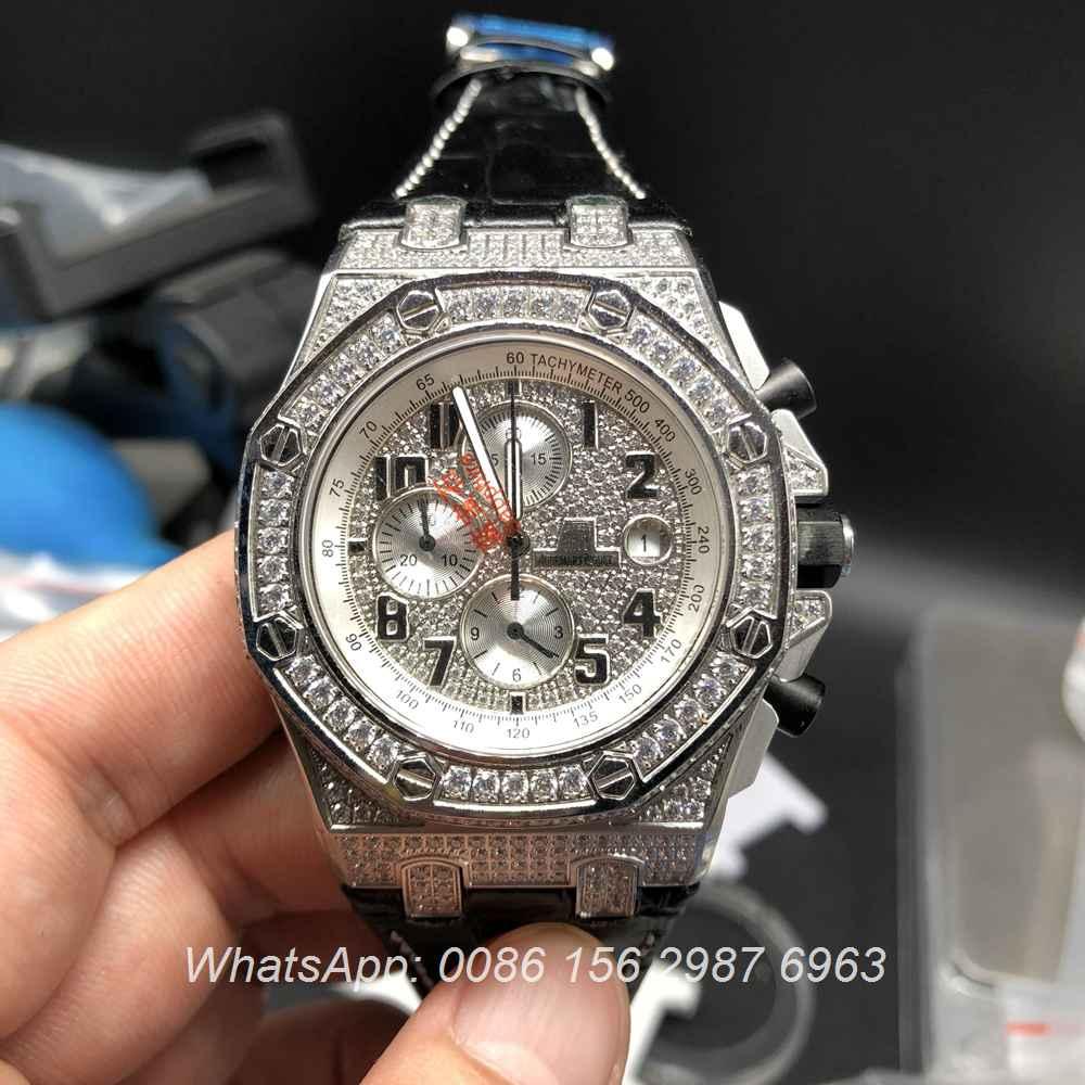 AP070XJ129, AP iced OS quartz silver with black leather