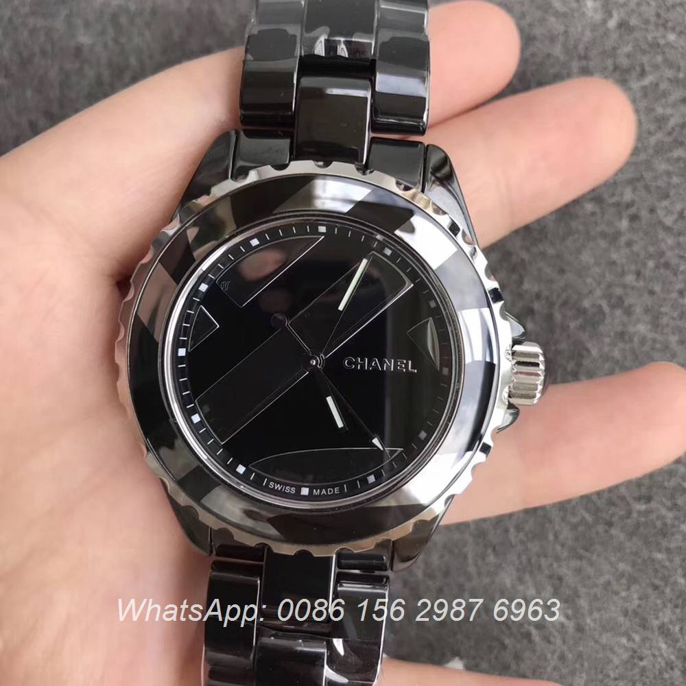C195WT140, J12 INTENSE black ceramic 38mm case KOR factory best grade