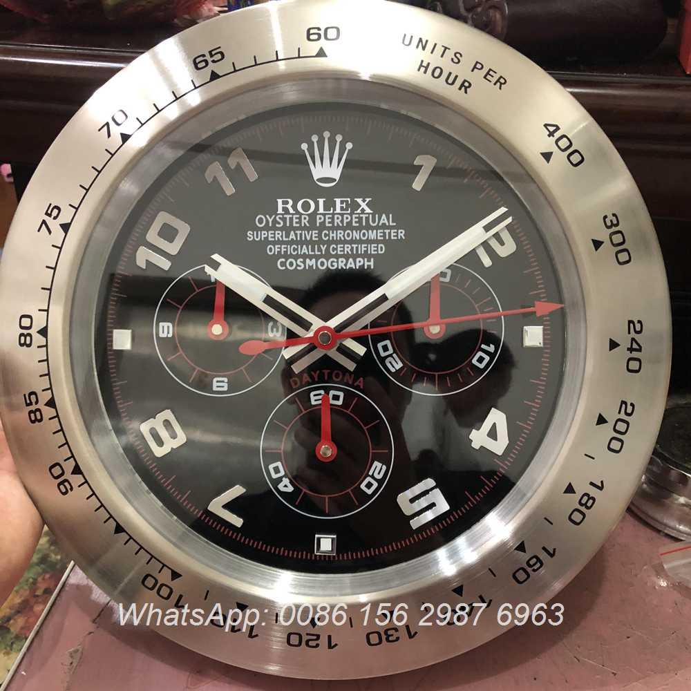 CLOCK155, Daytona wall clock battery