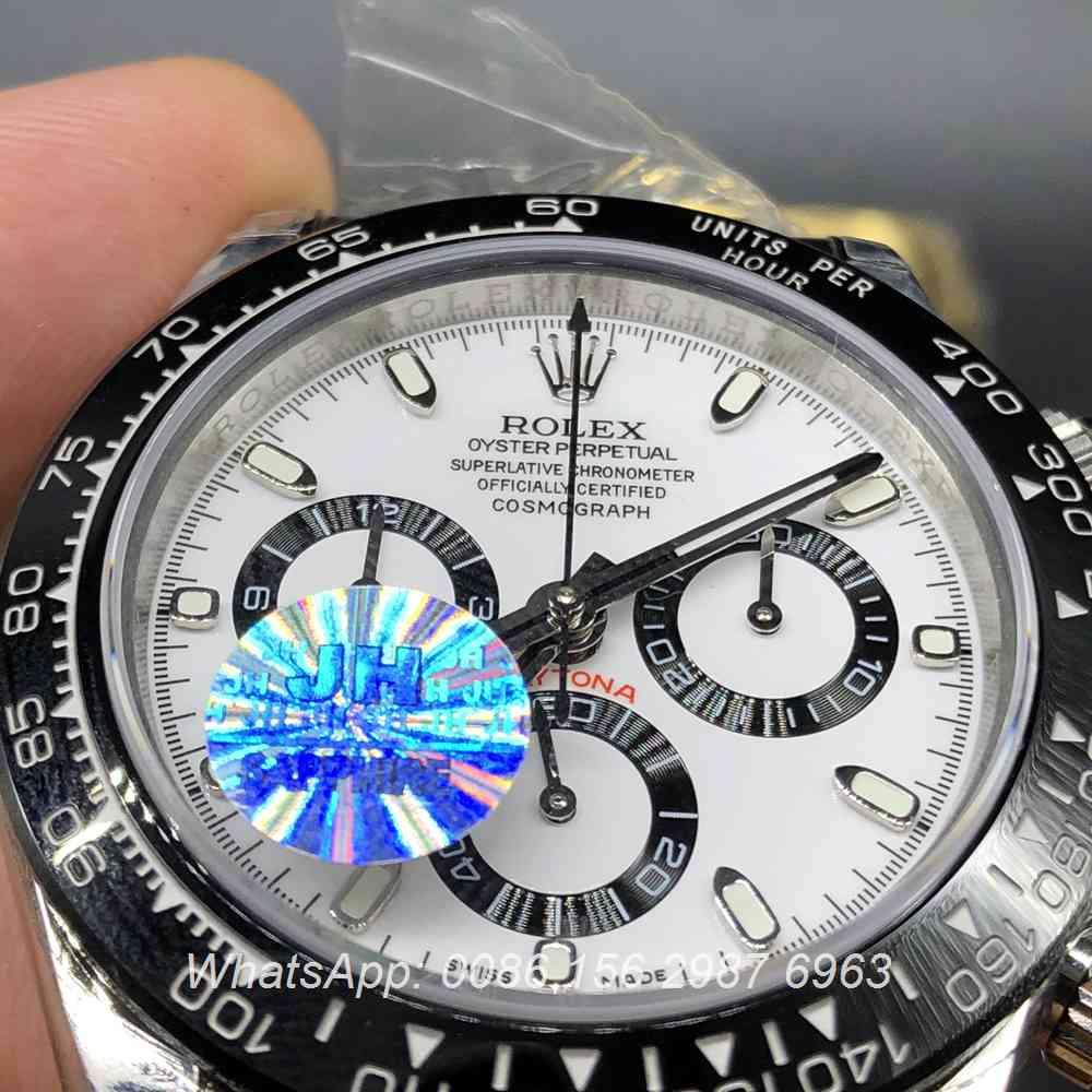 R145WT169, Daytona 4130 JH factory full works stopwatch