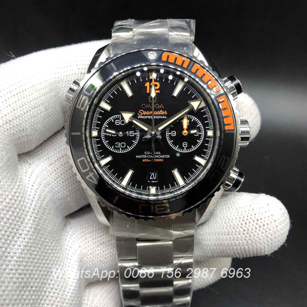O170WT158, Omega eamaster CO-AXIOL 9300 Chronograph full works stopwatch