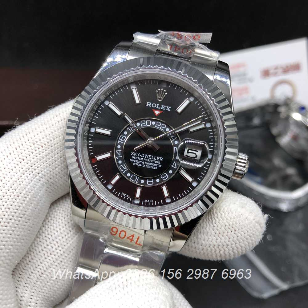 R130KS146, Sky-Dweller 9001 movement automatic watch