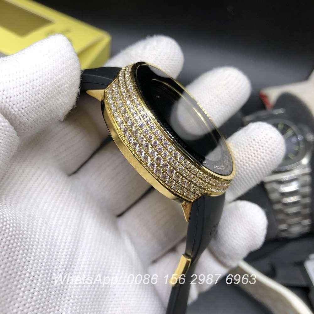 G055Z167, Gucci digital Grammy Awards special edition diamonds gold case