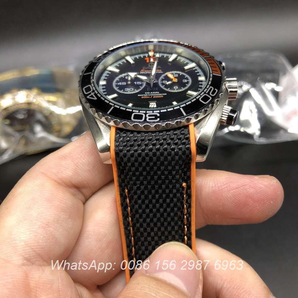 O022Mis171, Omega SeaMaster OS quartz men's watch