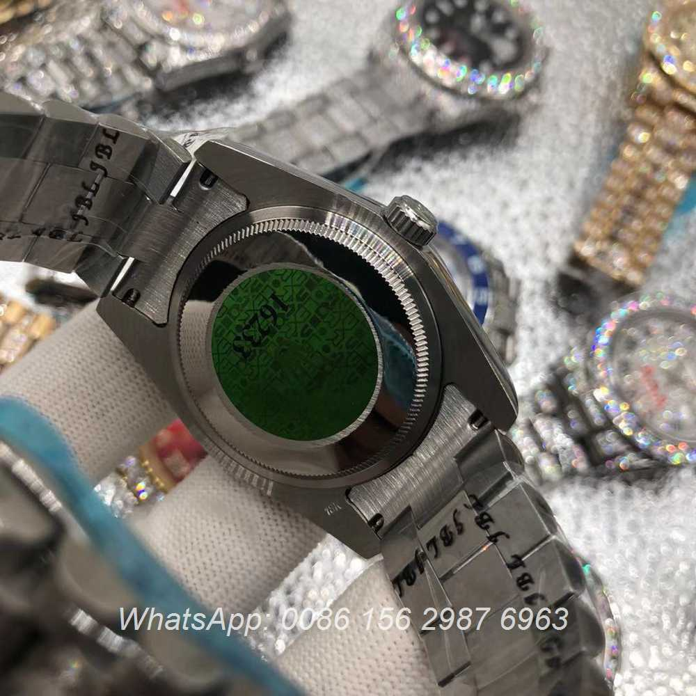 R040MH188, DayDate 36mm diamonds index AAA automatic watch