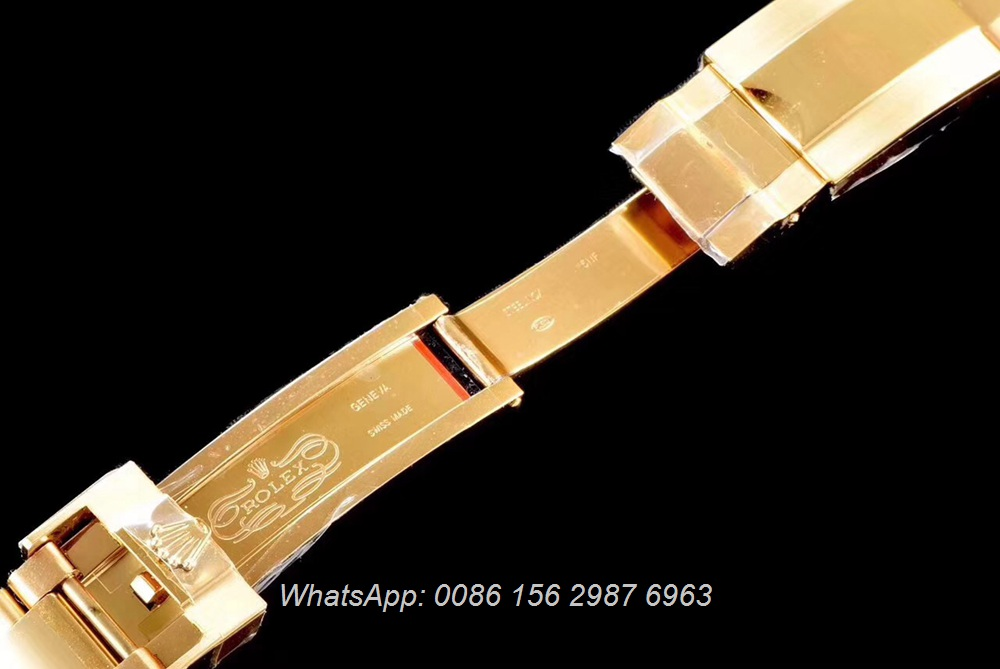 R170M203, Daytona rainbow yellow gold JH factory Swiss grade