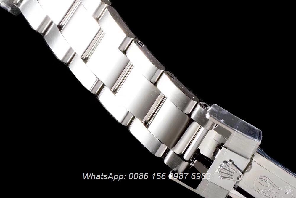 R170M204, Daytona silver rainbow chronograph 4130 swiss grade best quality