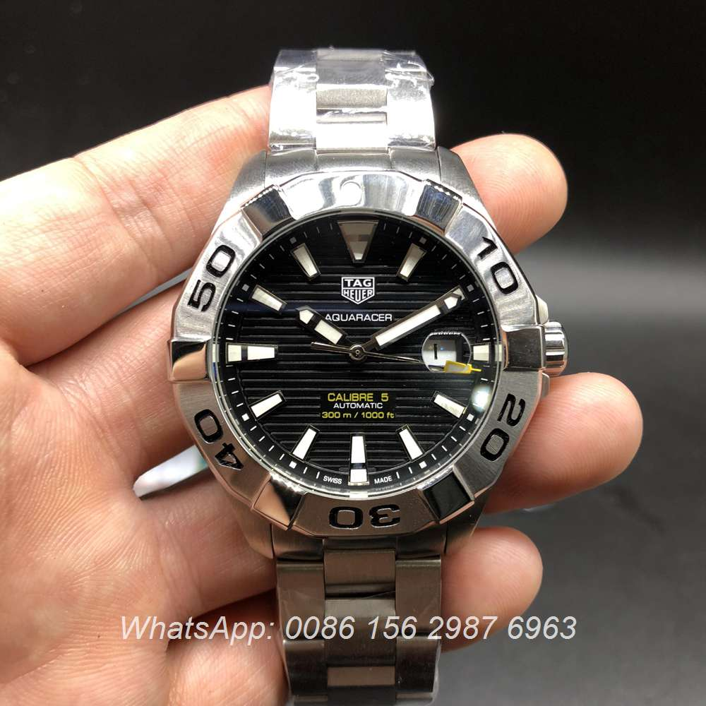 T025DF212, TAG Calibre 5 Aquaracer automatic movement men's watch