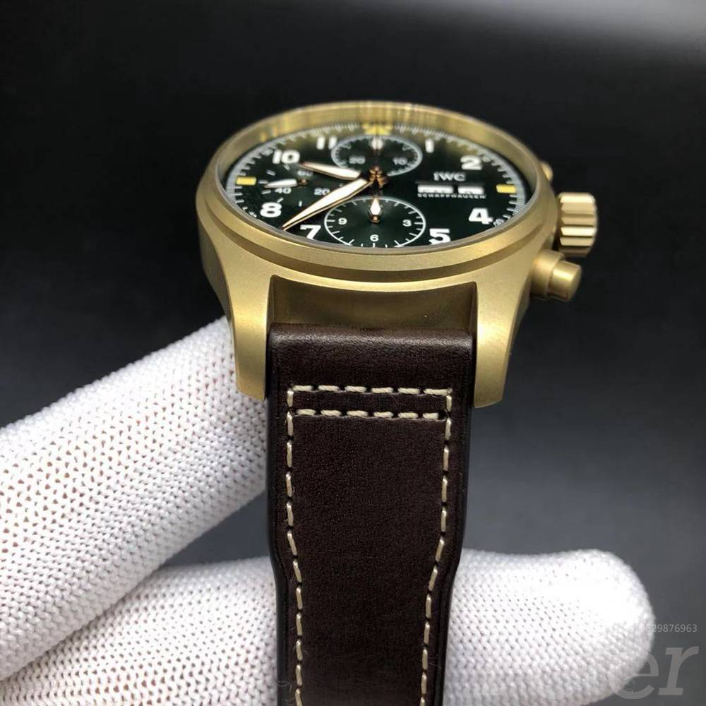 IWC brass case 7750 41mm WT150