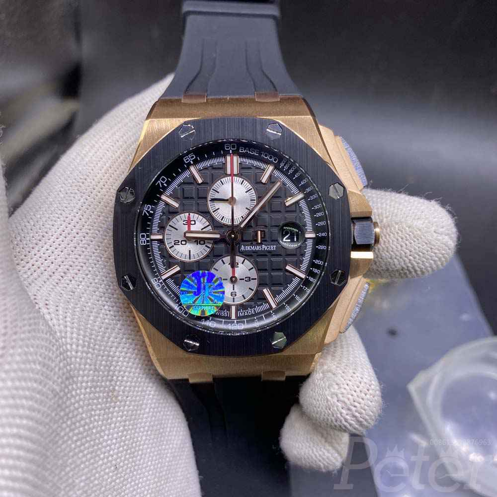 AP top 1:1 JF factory 3126 12H full works same as original WT270