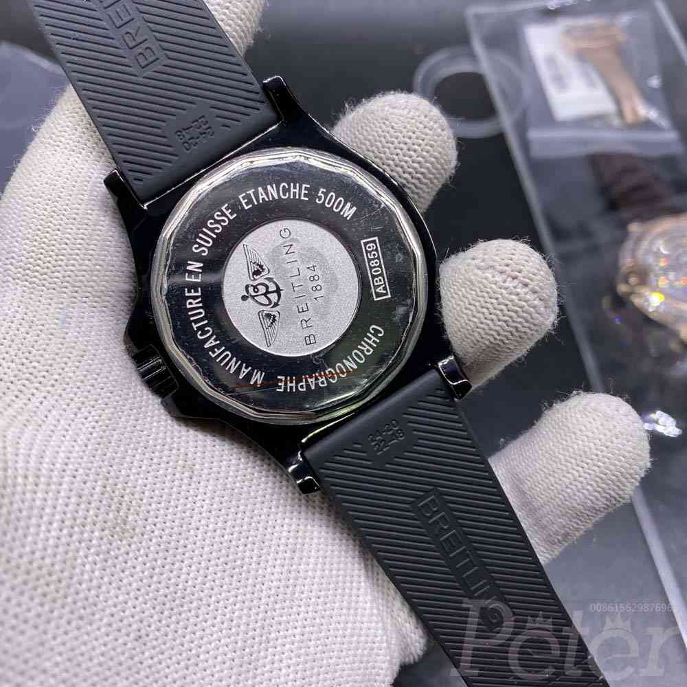 Breitling AAA automatic 45mm all black M026