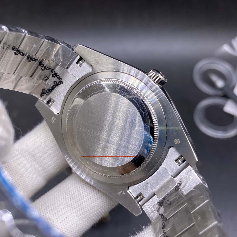 DayDate silver/white 40mm AAA S022