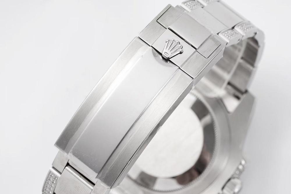 GMT Master II KOF 2836 shiny swarovski 40mm WT235