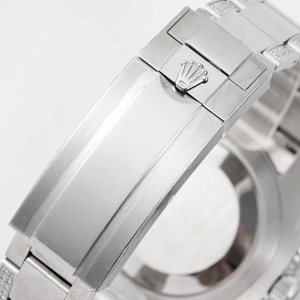 GMT II KOF factory 2836 Swarovski diamonds high grade WT235