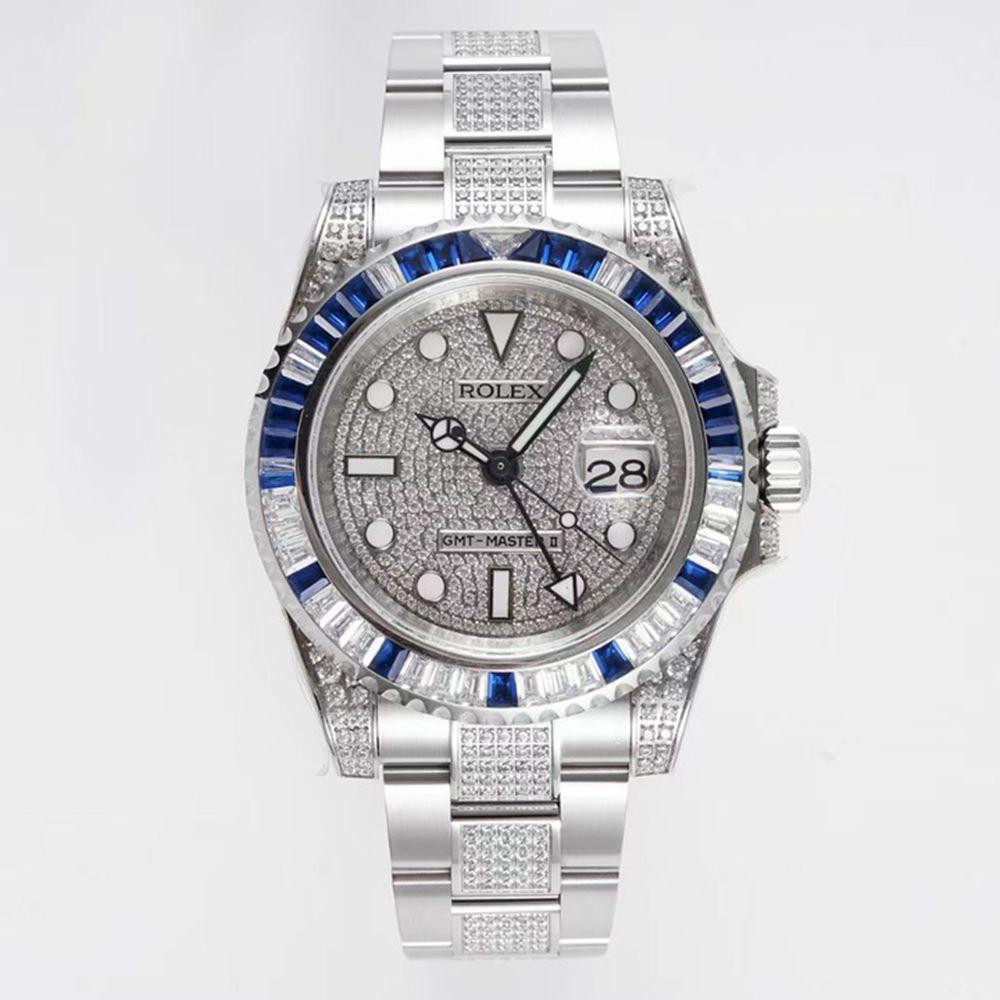 GMT diamonds face swarovski KOF 2836 WT235