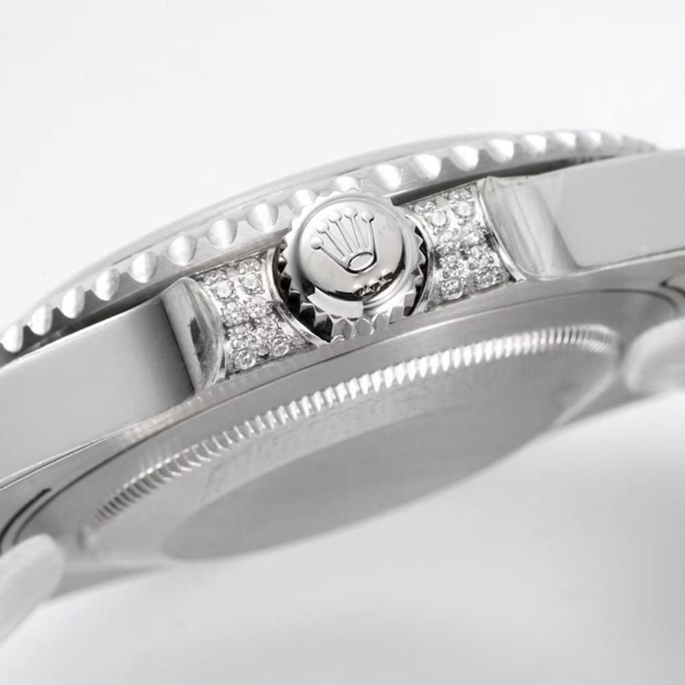 GMT Master II KOF 2836 swarovski diamonds WT235