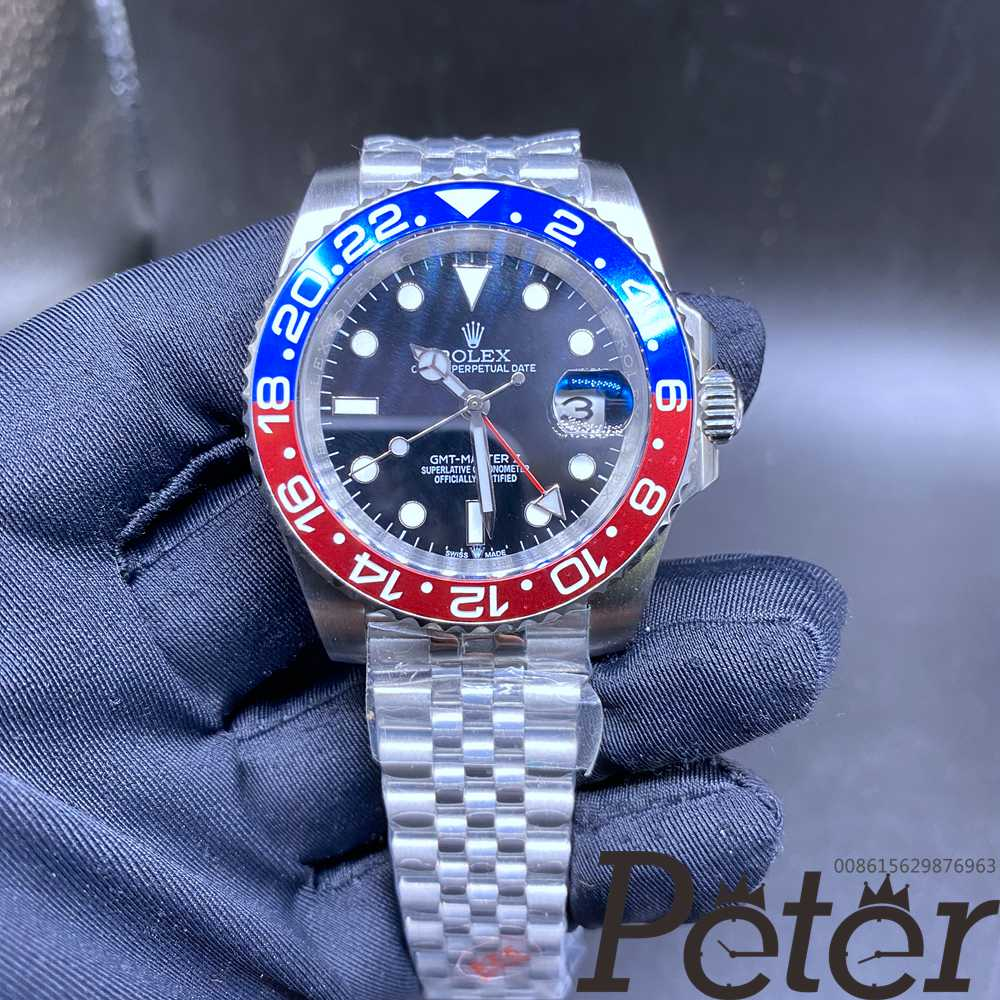 GMT Pepsi jubilee band YT factory AAA+