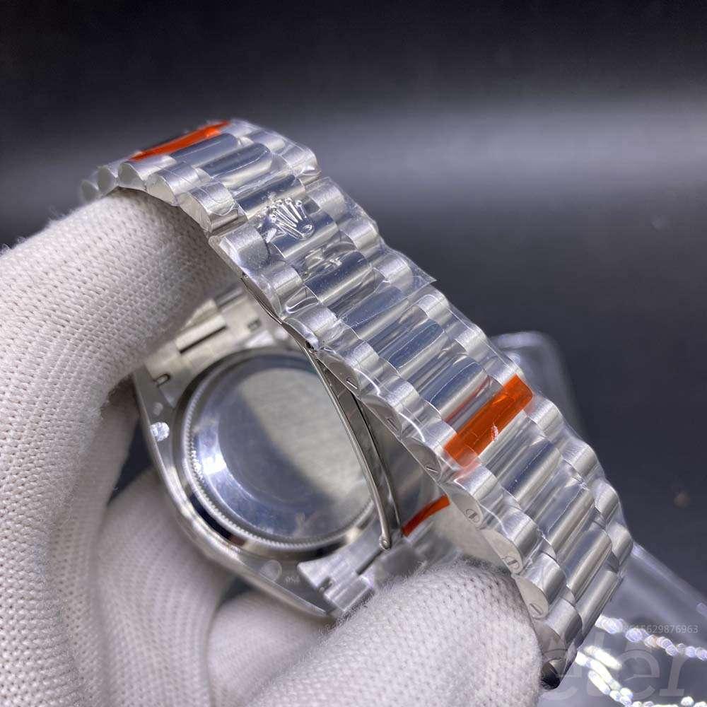 DayDate 36mm all silver EW 3235 movement M110
