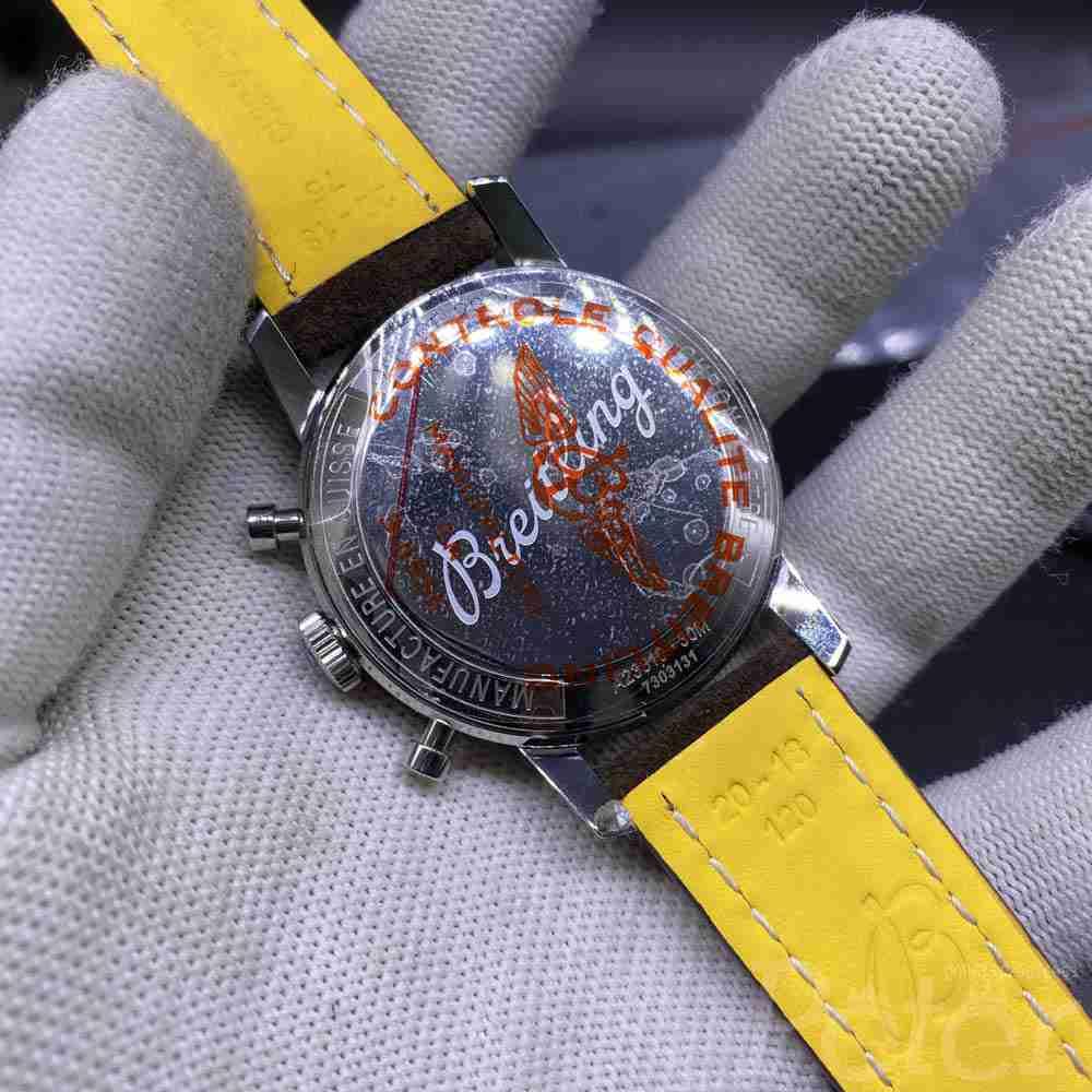 Breitling chronograph 7750 full works GF factory 41mm WTxxx