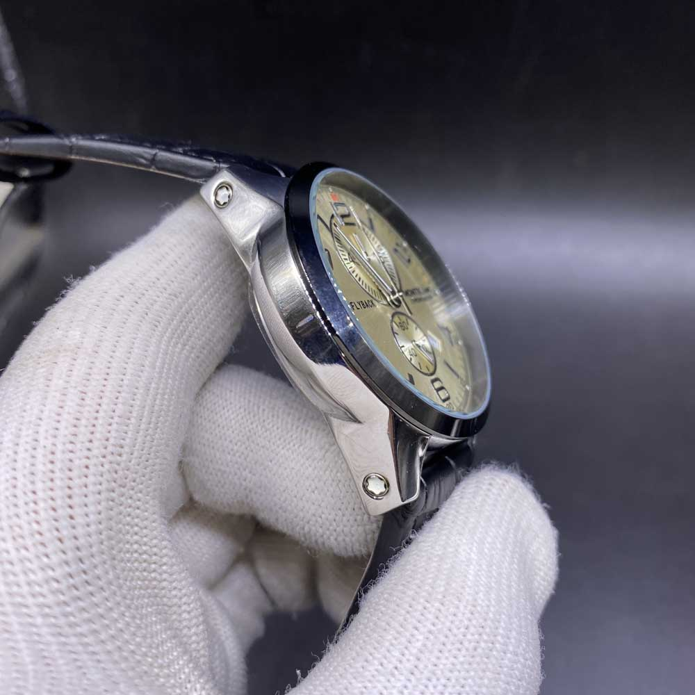 Montblanc flyback chronometer quartz AAA Zxxx