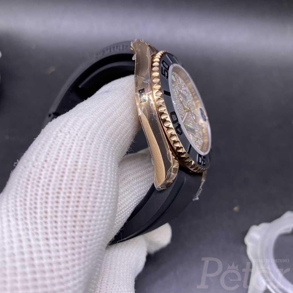 YM rose gold KS factory 2836 high grade KS130