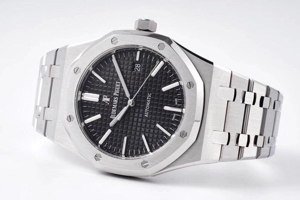 AP ZF 3120 thin case silver/black top grade WT225