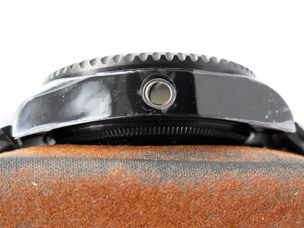 Rolex Deepsea Blaken ROF 2824 automatic 44mm WTxxx