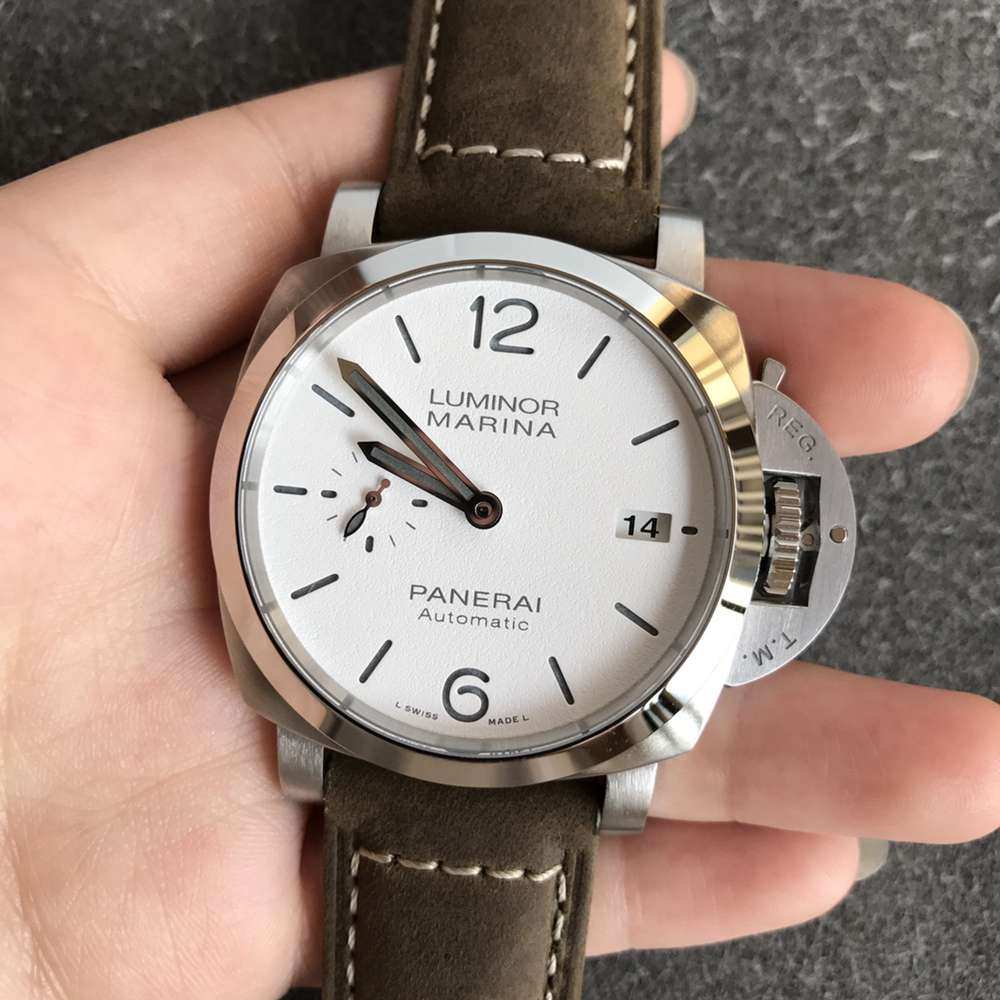 Panerai 42mm Luminor Marina PAM1394 VS factory